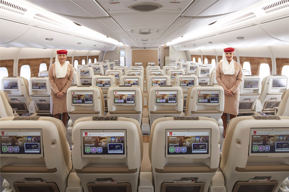 Why did Emirates need the new A380 this year ?